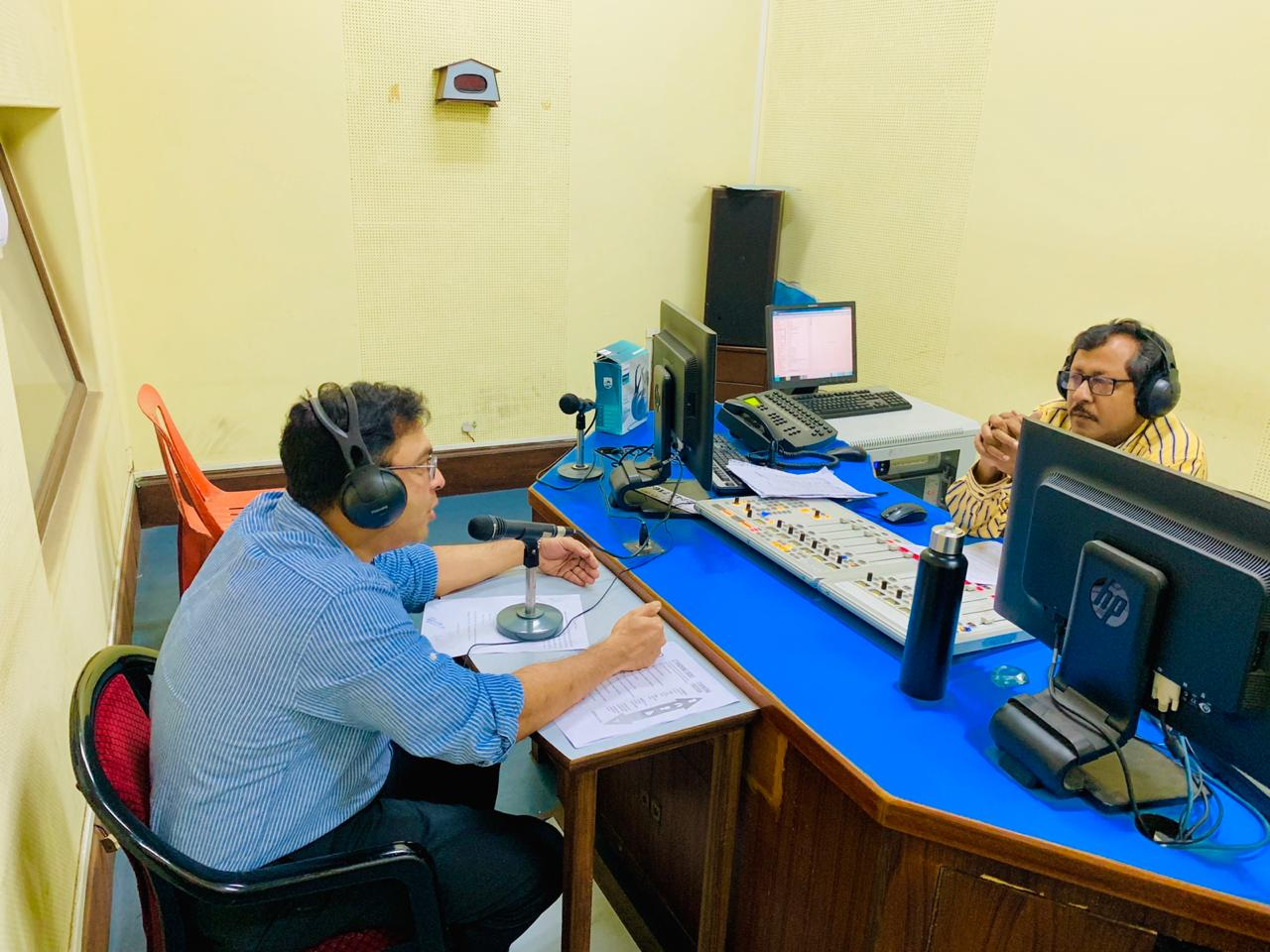 Cancer Awareness Programme - All India Radio